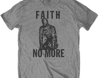 FAITH NO MORE inspired FROM OUT OF NOWHERE Men/'s T-Shirt