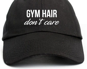 c6d627fe2b5 Gym Hair Don t Care