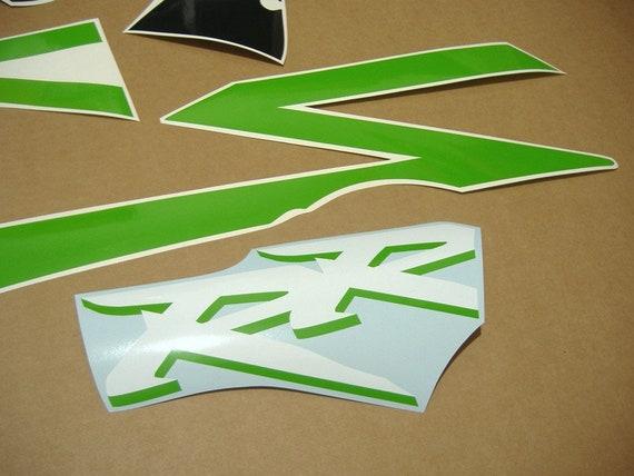 cbr 954rr 2003 complete decals stickers graphics kit set fireblade SC50 labels