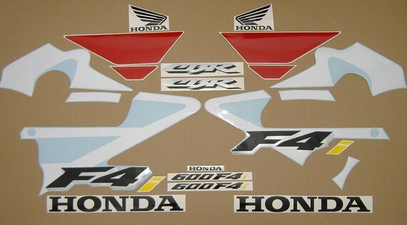 cbr 600rr 2005 complete decals stickers graphics kit set adhesivos autocollants