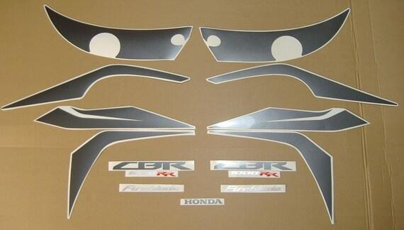 cbr 1000rr 2006 full decals sticker graphics kit set fireblade autocollants SC57