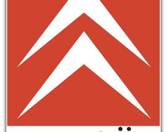 Citroen Logo Etsy