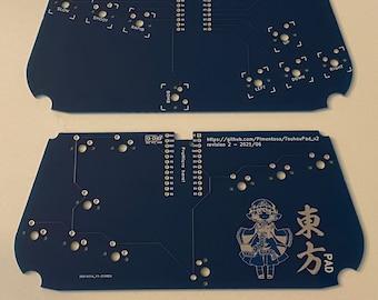 TouhouPad v2 PCB