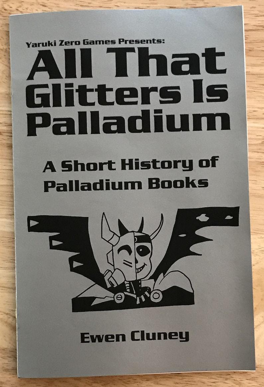 All That Glitters is Palladium image 0