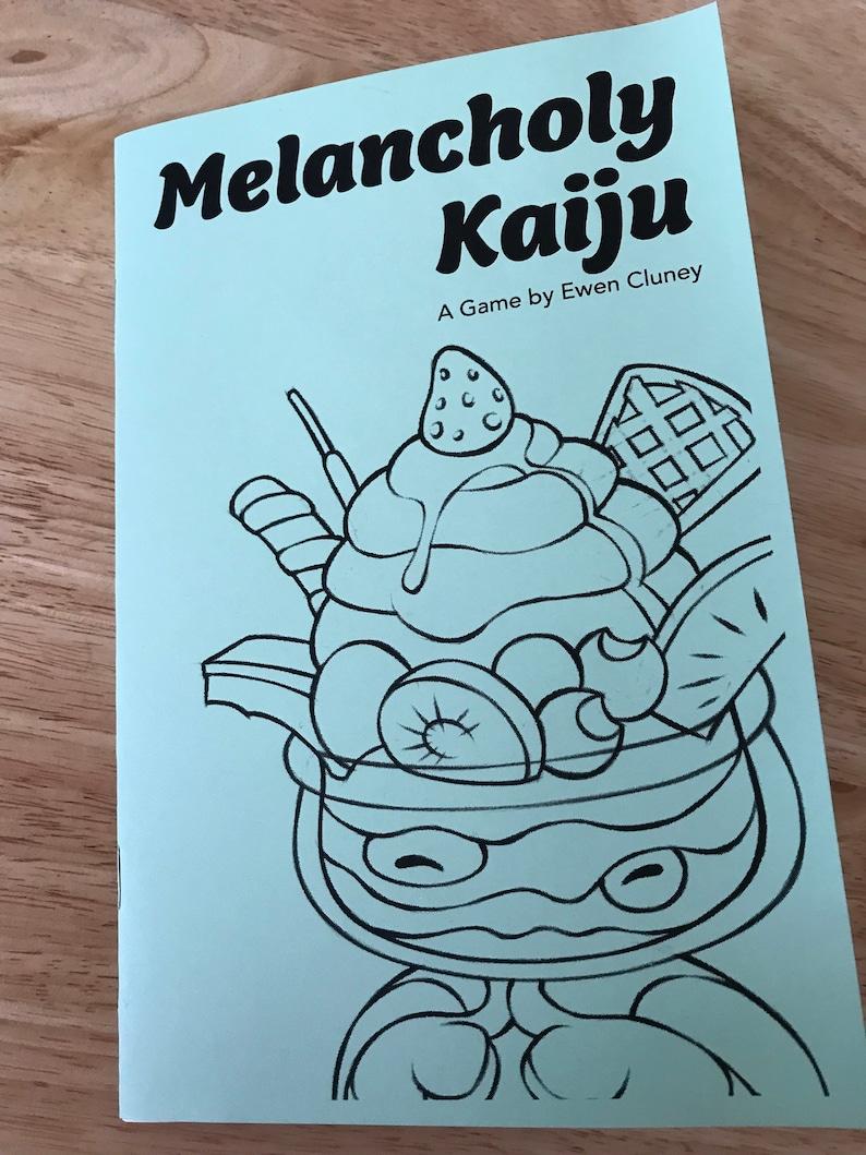 Melancholy Kaiju image 0