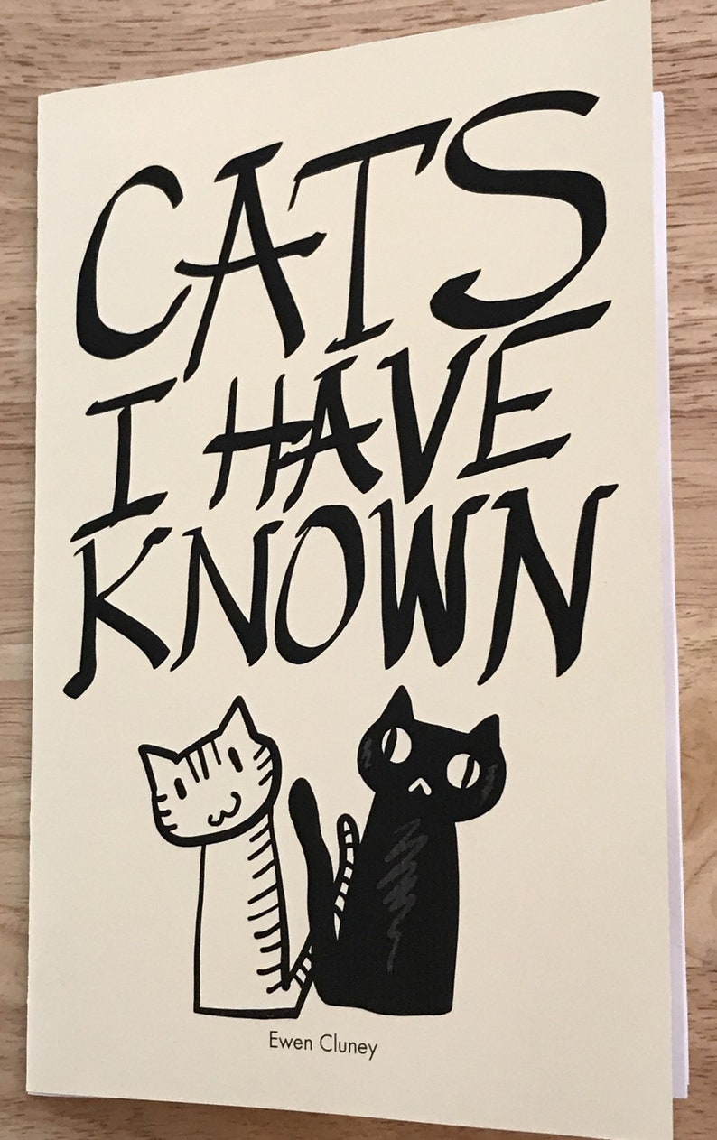 Cats I Have Known image 0