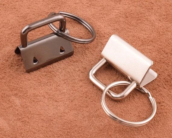 Genuine Acura Aqua Green Logo Metal Chrome Tear Drop Key Chain Ring Fob