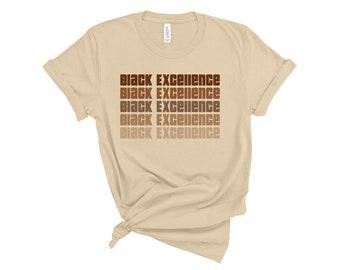 Black Excellence / Black Excellence Tee / Black Excellence Shirt / Black Lives Matter / Black Pride / Black Empowerment / Unisex Shirt
