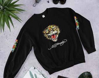 74af637bebb Ed Hardy Sweatshirt - Ed Hardy shirt -Ed Hardy For World