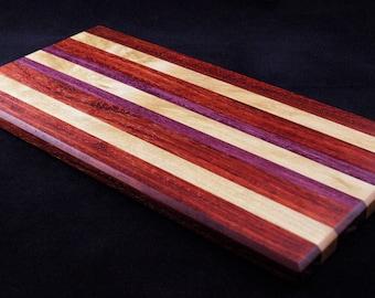 100/_1338 Large Wood Cutting Board  Serving Board