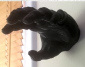 Human Hand Wall Hanger, Reaching From Wall | Full Scale Hand Hook