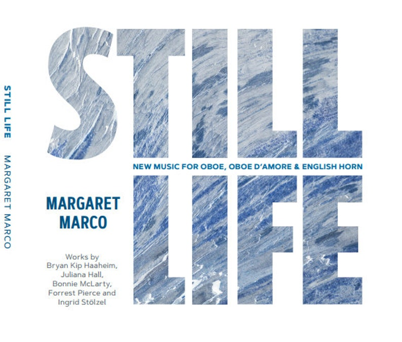 Still Life. New Music for Oboe Oboe d'amore and English image 0