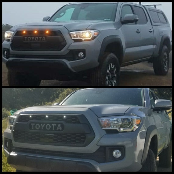 3rd Gen Toyota Tacoma TRD PRO Grille Light Kit