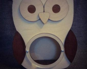 Laser Cut Owl Etsy