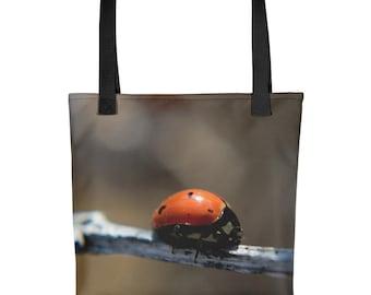 Ladybug Tote