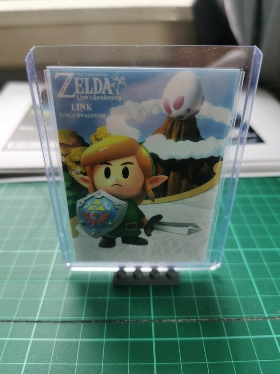 Zelda Links Awakening Amiibo Card