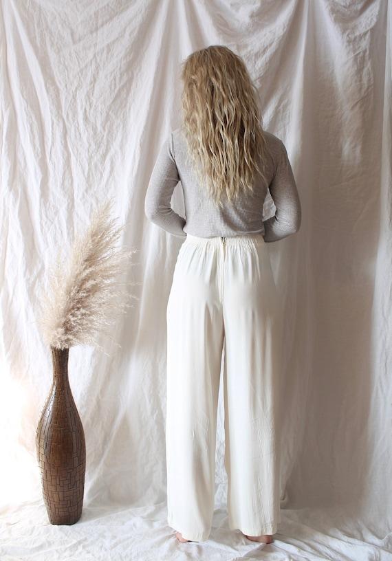 Vintage Rayon Flow Pant