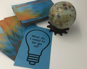 Oracle Question Cards
