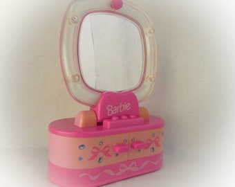 Makeup Vanity With Lights Etsy