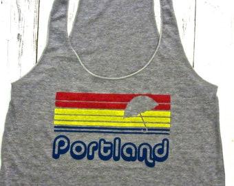 Portland Bar Size XL. 80/'s Bucket Brigade Tank Top