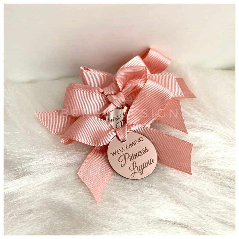 Reception Token Lettering Name Logo Baby Shower Favors Rose Gold Acrylic Mirror Tags Valentines Day Custom Acrylic Tags Cake Charm