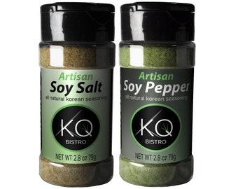 Soy Salt & Pepper Combo