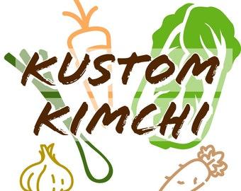 Kustom Kimchi
