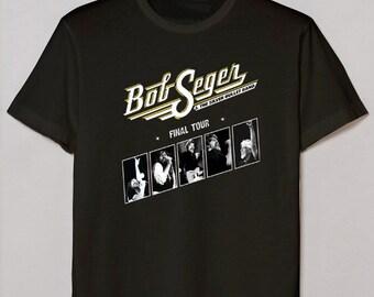 cb95dba6 Bob Seger T-Shirt, Bob Seger Shirt, Tees Bob Seger, T-shirt Unisex
