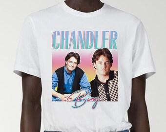 2def92a47b3e5a Chandler Bing T Shirt