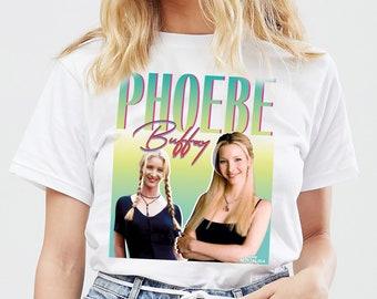 f3b240ab Phoebe Buffay Friends T Shirt