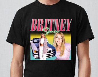 938bbdc05 Britney spears tee | Etsy