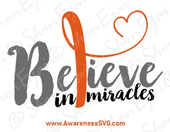 Kidney Cancer Leukemia Svg Multiple Sclerosis Rsd Adhd Etsy