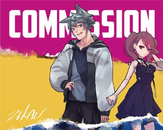 Professional Digital Art Commission
