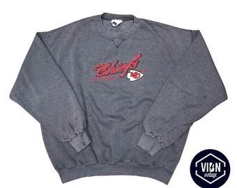 Hot Chiefs sweatshirt   Etsy  free shipping