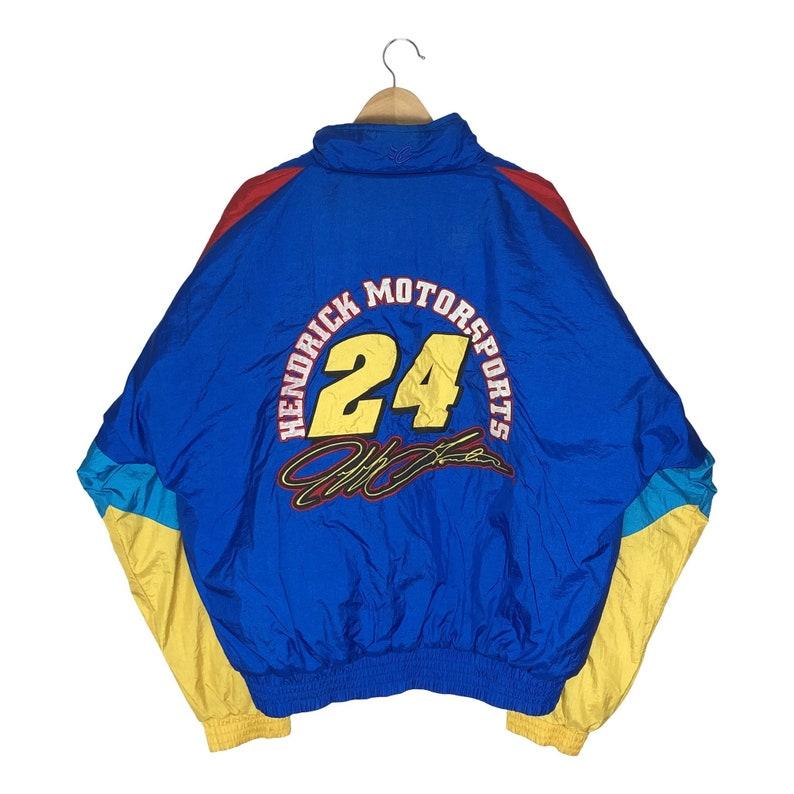 Men/'s XXL Vintage Dupont Hendrick Motorsports Jacket