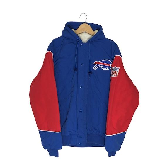 Vintage Starter Buffalo Bills Insulated Jacket - M
