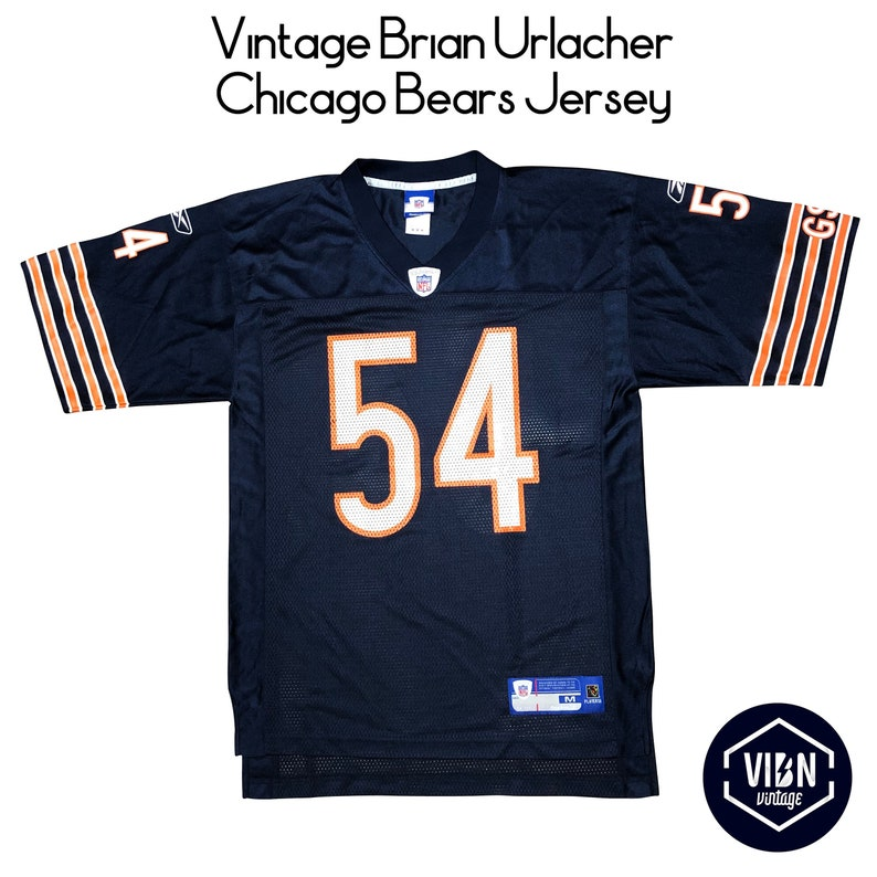 new style 89954 d71c5 Vintage Brian Urlacher Chicago Bears Jersey