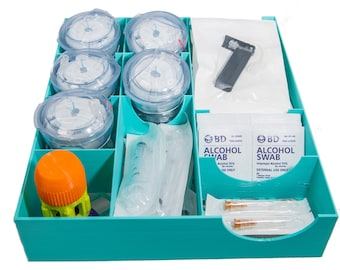Tandem tSlim AutoSoft 90 infusion set drawer Organizer