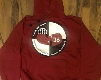 ccfd54969890 Vintage white supreme hoodie