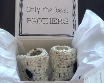 fb77c7aa899def Best Brother Promoted to Uncle - Pregnancy Announcement Box