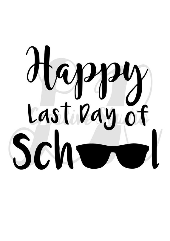 Happy First And Last Day Of School Teacher Tee Bundle Svg Etsy