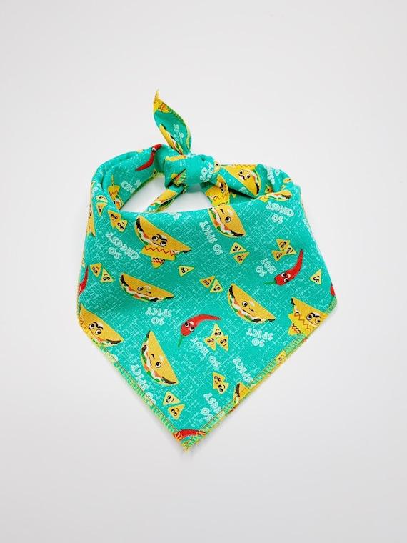 dog accessories tie on bandana pet bandana BANDANA LEOPARD dogwear Neckwear summer dog bandana Dog bandana