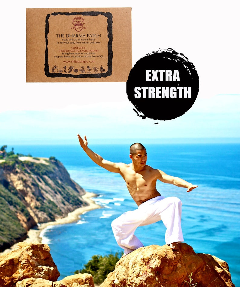 The Dharma Patch Pain Relief  Extra Strength image 0