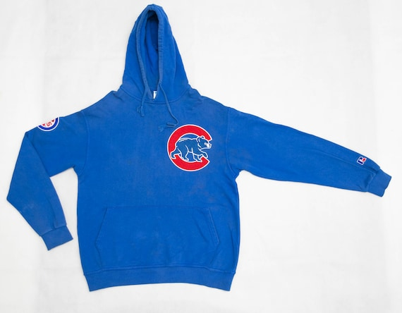 Vintage 90's Russell Athletic Chicago Cubs MLB Swe