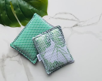 DUO Washable and reusable sponges - wool ball