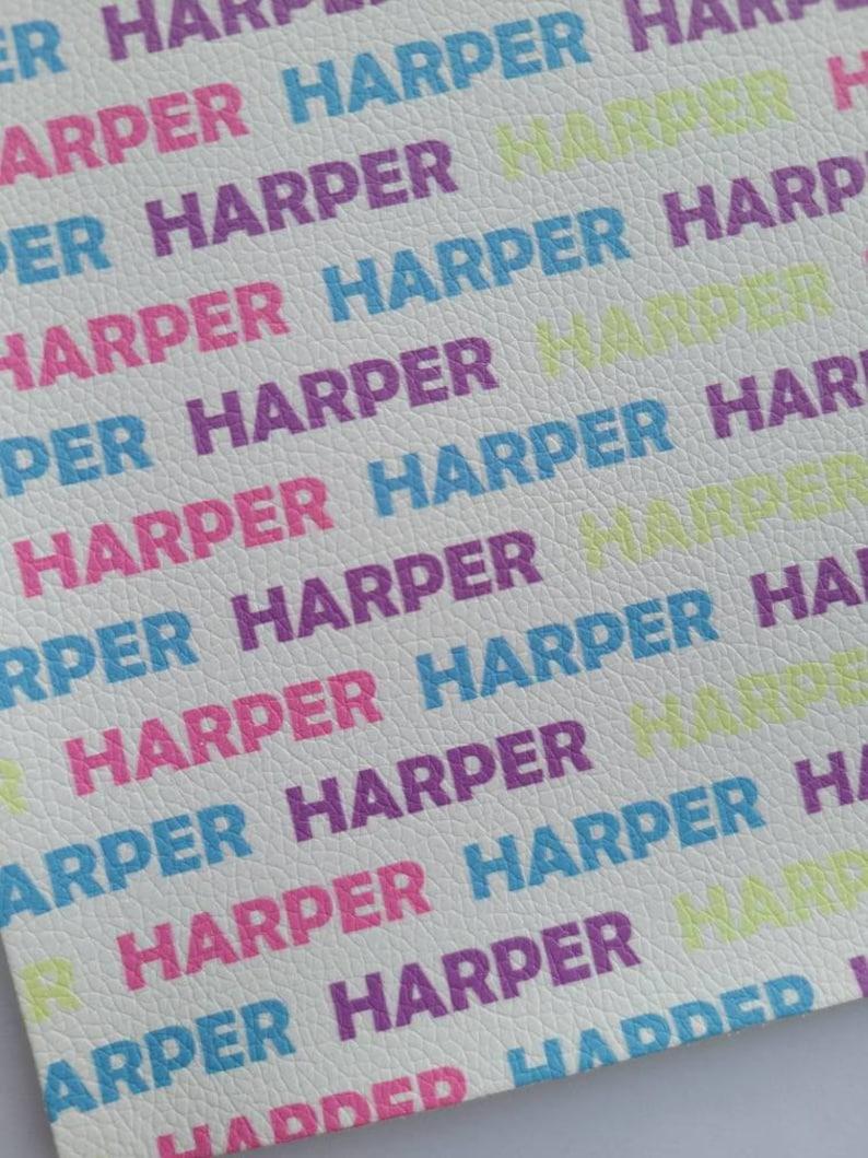Harper Faux Leather Sheet Litchi 0.9-1.0mm