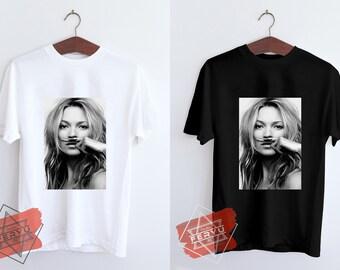 0fa45708 Kate Moss - Life is a joke fashion T Shirt Hypebeast Sreet Wear for Adult  Unisex