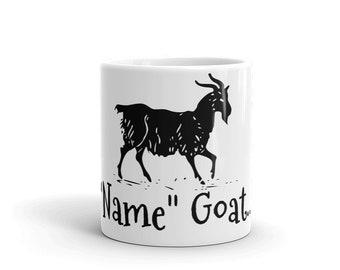 Grandpa goat | Etsy
