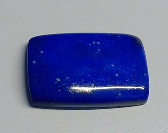 SK284 AAA laps lazily oval cabochon high grade Afghanistan hand polished natural laps gemstone cabochon palm lazily stone 27x19 mm 33.00 ct