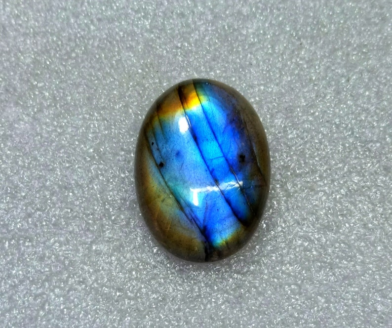 Fabulous Labradorite Oval CabochonAAA Exellent Quality25x18x7MMLoose Gemstone For Making Jewelry 24.30 cts .